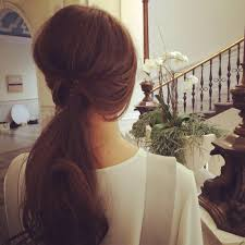 christmas party hairstyles u2013 the perfect party ponytail que