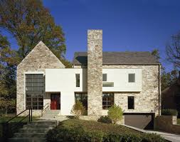 traditional modern home edgemoor residence built in a traditional neighborhood