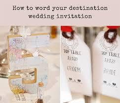 wedding invite words destination wedding invitation wording weddings abroad guide