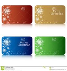 christmas gift tags stock image image 16295761