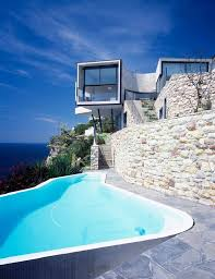 Cool Houses With Pools 163 Best Pools Images On Pinterest Architecture Gardens And