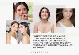 How To Become A Licensed Makeup Artist Denise Ochoa Reveals What It To Takes To Be A Celebrity Makeup