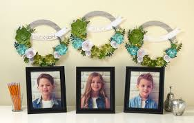 Creative Ways To Decorate Your Home 3 Unique Ways To Decorate Your Home With Paper Wreaths Make It