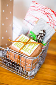 gift basket wrapping paper wrap this 5 diy ways to wrap gifts for guys paper and stitch