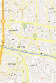 Map Of Jakarta Navmap Raster Data Sets Navigate