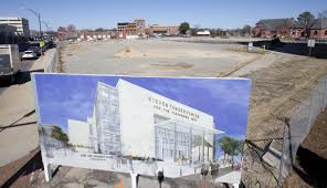 answers elude on greensboro u0027s tanger performing arts center