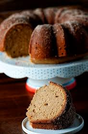 bourbon brown sugar pound cake
