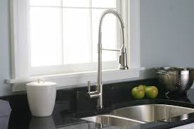 beautiful industrial style kitchen faucet best kitchen faucet