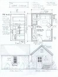 apartments cabins plans sq ft studio cottage this would have a