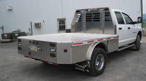 skirted aluminum flatbeds martin truck bodies serving maryland