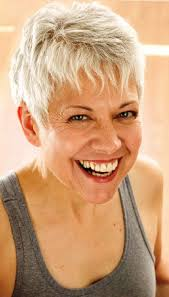 spiky short hairstyles for women over 50 25 simple and short hairstyles for women over 50