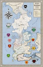 Game Of Thrones Map Of The World by Alternative Map Of Westeros Game Of Thrones By Zalringda On