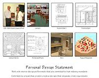 Professional Interior Design Portfolio Examples by Most Appreciated Projects On Behance