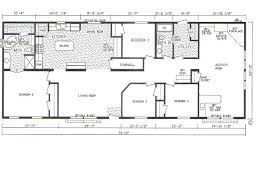 House Plans With 4 Bedrooms Best 25 Mobile Home Floor Plans Ideas On Pinterest Modular Home