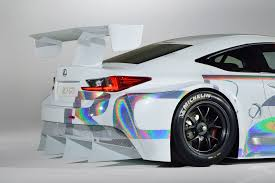 lexus rc 200t test hear the lexus rc f gt3 out testing on the track w video