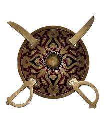 Snapdeal Home Decor Rajasthani Jaipur Handicraft Wall Decoration Traditional Sword