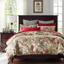 Vintage Duvet Cover Popular Red Vintage Bedding Buy Cheap Red Vintage Bedding Lots