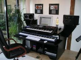 Music Studio Desk by Top 3 Considerations For A Great Home Recording Studio U2013 A