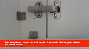 Hinge For Kitchen Cabinet Doors by Door Hinges Blum Soft Close Cabinet Door Hinges Adjusting Pack