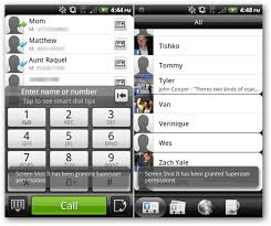 android dialer storage best alternative dialers for android beat the stock
