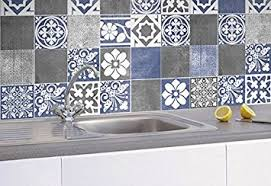 tile decals for kitchen backsplash amazon com tiles stickers decals packs with 56 tiles 3 9 x 3 9