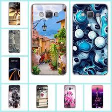 bichon frise golf head cover tpu soft case for samsung galaxy a5 2015 a500 phone case silicone