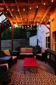 Diy Outdoor Living Spaces - 25 beautiful diy outdoor lights and creative lighting design ideas