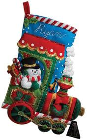 bucilla express felt applique kit 86147
