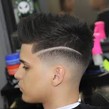 blowout hairstyles for black men a line in the side low fade with line low fade pinterest low fade haircut