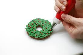 how to make a christmas wreath cookie u2022 cakejournal com