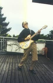 Andy Anders - fotomitgitarreambalkon