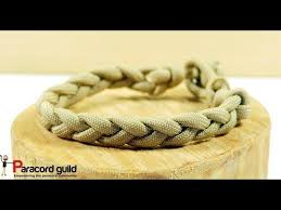 simple survival bracelet images Simple braided paracord bracelet single strand method jpg
