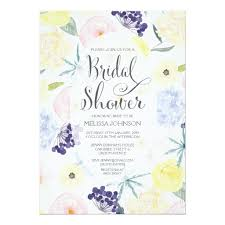 bridal shower invite floral watercolor bridal shower invite ladyprints