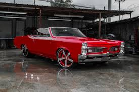 Pontiac Muscle Cars - 1967 pontiac gto on forgiato wheels rides magazine