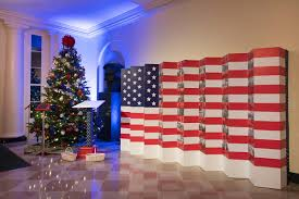 check out the white house u0027s holiday decorations this year