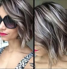 photos of gray hair with lowlights grannyhair hair pinterest hair coloring hair style and gray hair