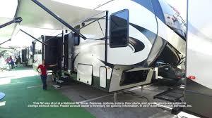 Keystone Cougar Fifth Wheel Floor Plans Keystone Cougar East 5th 369bhs Youtube