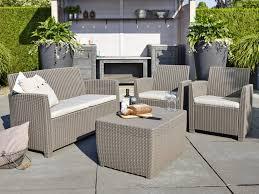 canapé de jardin castorama salon salon jardin inspiration castorama salon jardin avec fauteuil