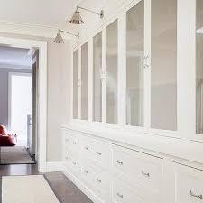 Hallway Built In Cabinets Design Ideas