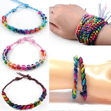 beads friendship bracelet images X2 friendship bracelets beads jewellery handmade cuff bangles boho jpg