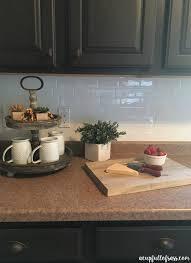 Smart Tiles Kitchen Backsplash A Cup Full Of Sass - Smart tiles kitchen backsplash
