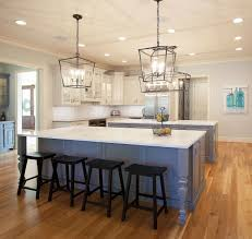 Kitchens With Two Islands A Very Large Kitchen With Two Islands For Plenty Of Work Space And