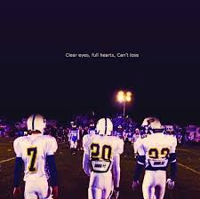 Night Eyes Lights Friday Night Lights Saracen Smash Riggins Yes Yes Yes There Is