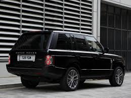 black land rover with black rims land rover range rover autobiography black 2011 pictures
