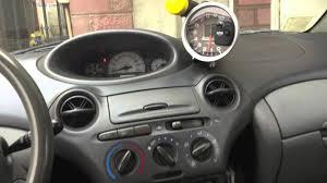 Toyota Platz Interior Toyota Yaris Sport Tuning Youtube
