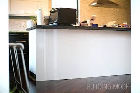 how to install kitchen island cabinets how to install cabinet filler panels kitchen island large panel