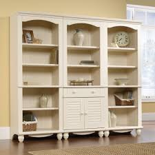White Bookcases With Doors by Library Bookcases With Glass Doors Best Shower Collection