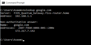 Dns Nslookup How To Find by Windows Tcp Ip Utilities Netstat Tracert Ipconfig Nslookup