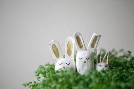 bunnies for easter make your own air clay bunnies for easter lovilee