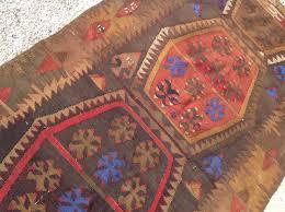 Flat Weave Runner Rugs Kilim Rug Store Rug Detail